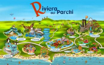 Offerta Parchi hotel Riccione