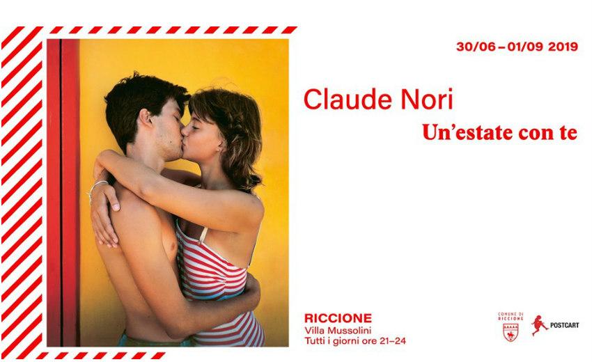 Mostra Claude Nori