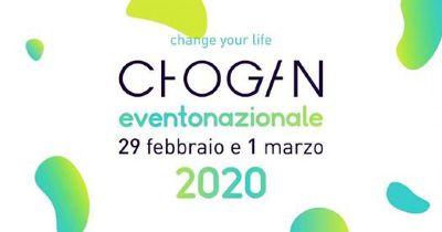 Chogan 29 febbraio 1 marzo 2020 evento nazionale