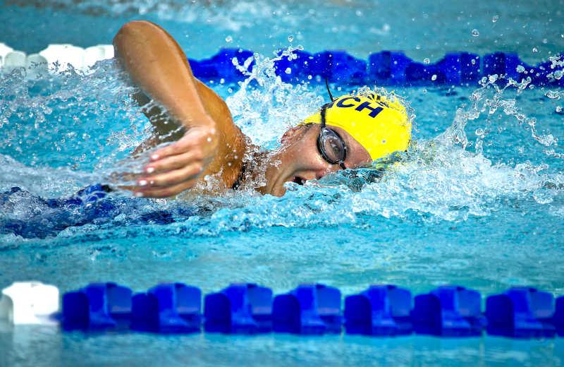 eventi di nuoto riccione